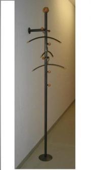 Garderobenständer FP 5 - Farbe Silber