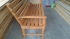 Gartenbank aus Holz Massiv Unikat: Kleinanzeigen aus Bretten - Rubrik Gartenmöbel