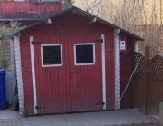 Gartenhaus Gartenschuppen Holzhaus