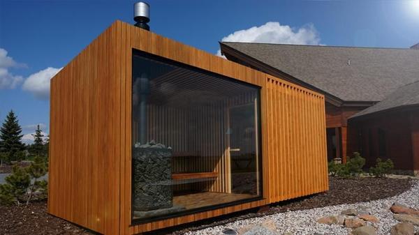 gartensauna saunahaus sauna 4 50m x 2 30m gartenhaus in sindelfingen sonstiges f r den. Black Bedroom Furniture Sets. Home Design Ideas
