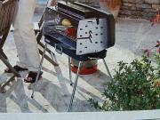 Gasgrill zum grillen +