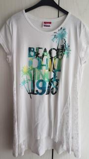 gebr Mädchen T-Shirt Gr 158