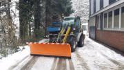 gebrauchtes Schneeschild für