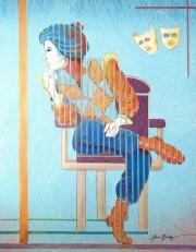 Gemälde von Yves