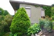 gepflegter Garten in