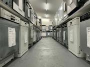 Geschirrspülmaschinen AB 129 - Unterbau Freistehend