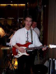 Gitarrist u. Sänger