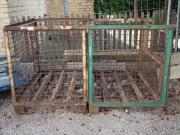 Gitter- und Metallboxen