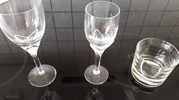 Gläser » Geschirr und Besteck
