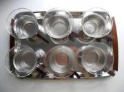 Gläserservice für -