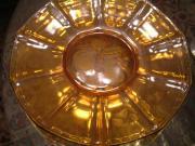 Glas-Obstschale aus den 50 60iger
