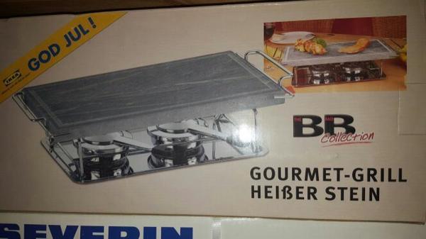 Gourmet Grill Heisser » Küchenherde, Grill, Mikrowelle