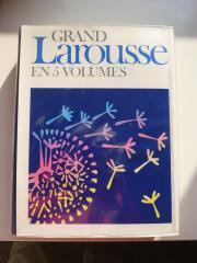 Grand Larousse en