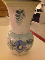 Große Blumenvase große blumenvase ca 1930 in karlsruhe glas porzellan