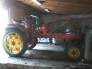 GT 124, Traktor,