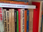 Günter Wallraff - Büchersammlung