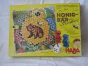HABA Spiel Honigbär und Stachelbienebrettspiel