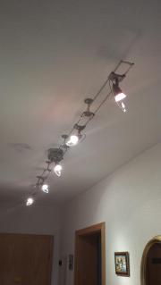 Halogen Deckenlampe 5-