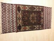handgeknüfter antik teppich