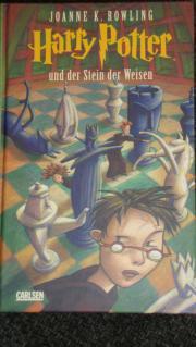 Harry Potter - und der Stein