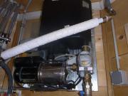 Hauswasserpumpe- Trinkwassser/ Nachspeiseanlage--