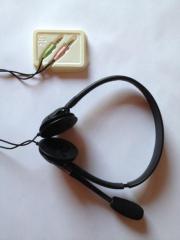 Headset von Sennheiser