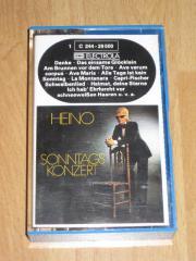 Heino - Sonntagskonzert - Musikkassette