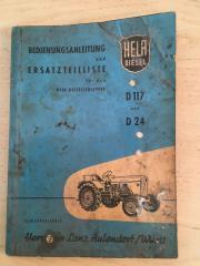 Hela Schlepper D117