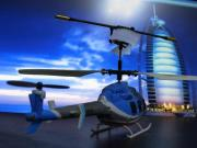 Helikopter besonders sturzsicher