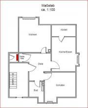Helle 2-Zimmer-