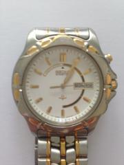Herren Armbanduhr Seiko