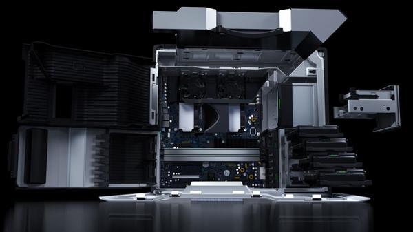 High-End-Workstation HP Z800