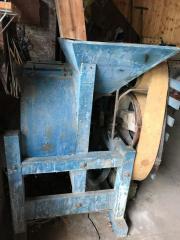Historische Mühle / Transmissionsantribe