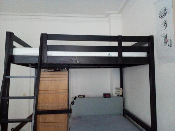 hochbett matratze gebraucht kaufen nur 4 st bis 60 g nstiger. Black Bedroom Furniture Sets. Home Design Ideas