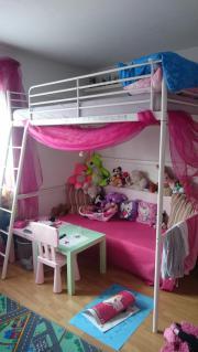hochbett ikea in n rnberg haushalt m bel gebraucht und neu kaufen. Black Bedroom Furniture Sets. Home Design Ideas