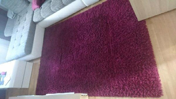 hochflor teppich neu und gebraucht kaufen bei. Black Bedroom Furniture Sets. Home Design Ideas
