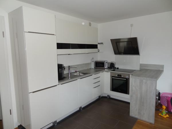 Hochwertige küche kaufen  Hochwertige Küche in Hochglanz weiß zu verkaufen in Nürnberg ...