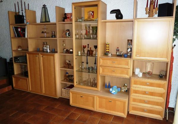 Hochwertige System Wohnwand Wohnzimmerschrnke Anbauwnde