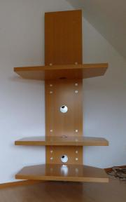 Wohnwand echtholz gebraucht  Brinkmann Buche - Haushalt & Möbel - gebraucht und neu kaufen ...