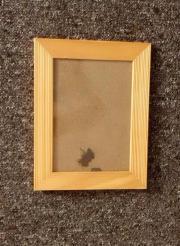 Holzbilderrahmen klein