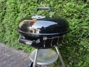 Holzkohlegrill Weber Compact