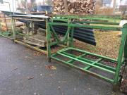 Holzlagergestell, Brennholz