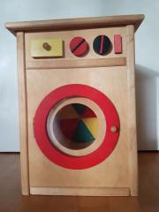 Holzwaschmaschine für Kinder