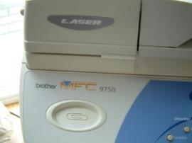 Laserdrucker - HP und Brother MFC 9750