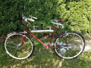 Hühnerschreck, MAW, Fahrrad