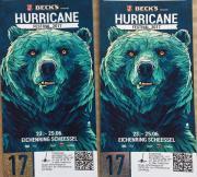 Hurricane 2017 Kombitickets