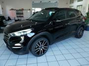 Hyundai Tucson Premium 4WD Leder