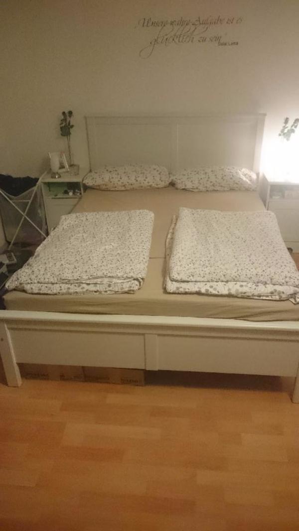 Kinderbett weiß 90x200 ikea  Bett Weiß Ikea | mxpweb.com