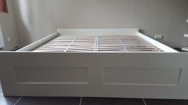 ikea brimnes bett 180x200 brimnes gebraucht kaufen u2013. Black Bedroom Furniture Sets. Home Design Ideas
