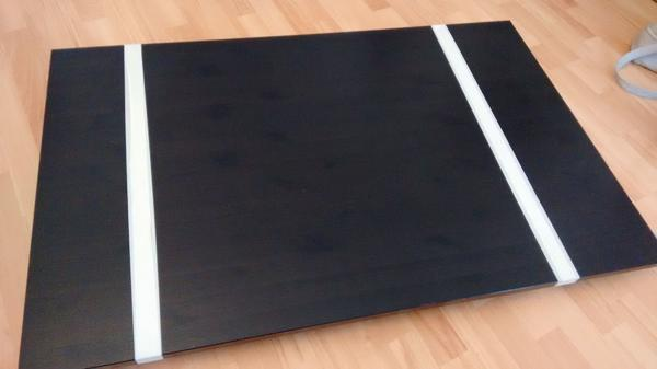 couchtisch schwarz weia a gebraucht kaufen nur 3 st bis 60 g nstiger. Black Bedroom Furniture Sets. Home Design Ideas